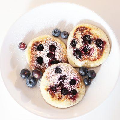 Die besten, ach was, die allerbesten, eifreien Pfannkuchen